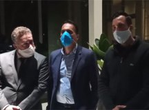 Michels e Jacumussi ameaçam instalar bloqueios se Doria não incluir ABC em flexibilização