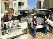 Rhodia doa 4 toneladas de tecido para produção de máscaras em Santo André