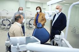 Auricchio entrega novo centro odontológico de São Caetano, em parceria com a USCS