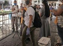 Organização norte-americana distribui comida para necessitados no Brasil