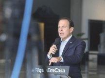 Doria lança aplicativo 'Poupatempo Digital' e decreta luto oficial no Estado