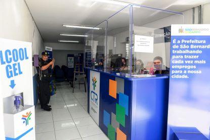 São Bernardo entrega nova sede da Central de Trabalho e Renda no Centro