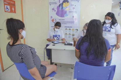São Bernardo inicia testagem para covid em 3.500 gestantes