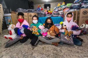 Fundo Social de Solidariedade de Santo André inicia entregas da Campanha de Inverno