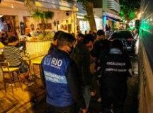Após aglomerações, bares do Rio recebem poucos clientes na sexta à noite