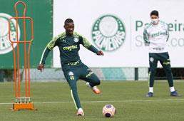 Palmeiras estende acordo para reduzir salários do elenco