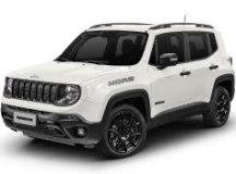 Com mexidas pontuais, os Jeep Renegade e Compass chegam à linha 2021