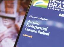Caixa paga auxílio emergencial para 5,9 milhões de beneficiários. Foto: Marcelo Camargo/ABr