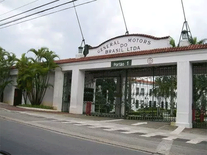 Trabalhadores da fábrica de São Caetano, onde são produzidos automóveis, já aceitaram a proposta, Foto: Arquivo/GM