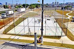 Revitalização completa do local atende a antiga solicitação dos moradores. Foto: Angelo Baima/PSA