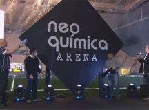 Corinthians anuncia naming rights, e estádio se chamará Neo Química Arena