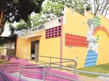 A Biblioteca Santa Luzia é o nono espaço a ser revitalizado no município. Foto: Mauro Pedroso/PMD