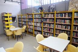Diadema entrega revitalização de biblioteca no bairro Taboão