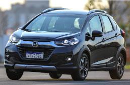 Honda apresenta linha 2021 do SUV compacto WR-V