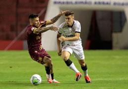 Corinthians volta a mostrar fragilidade e perde para o Sport por 1 a 0