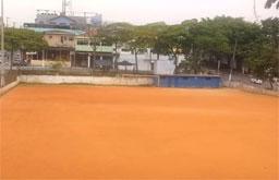 Campo existe desde 1973 e atualmente é usado por, em média, 10 times nos finais de semana. Foto: Divulgação
