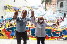 Donisete Braga é confirmado  candidato à Prefeitura de Mauá pelo PDT, com Teka Ferreira como vice