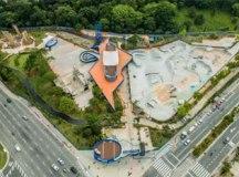 Parques poderão operar ao longo de oito horas diárias com 40% da capacidade de público. Foto: Gabriel Inamine/PMD