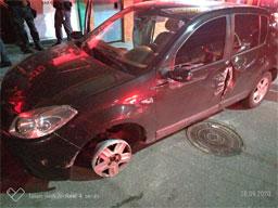 Perseguição iniciada em São Caetano envolveu mais de 15 viaturas na noite passada. Foto: Divulgação