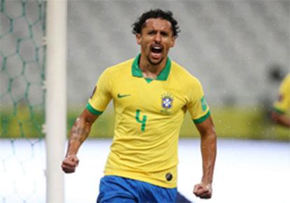Brasil goleia a Bolívia por 5 a 0 na estreia das Eliminatórias