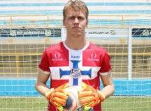 David Becker é o novo goleiro do Água Santa para a Copa Paulista