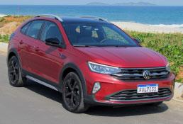 Volkswagen Nivus tem na versão top de linha Highline seus principais atributos