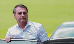 """Bolsonaro afirmou que acabou com a operação pois """"não há mais corrupção no governo"""". Foto: José Cruz/ABr"""