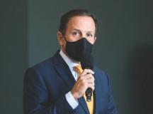 Oposição a pacote fiscal de Doria une rivais. Foto: Governo do Estado de SP