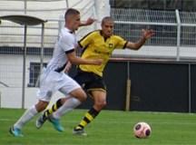 Com um jogador a menos, São Bernardo cede empate à Ponte Preta