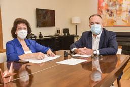 secretária de Finanças, Antônia Constâncio, vai liderar a transição do governo Kiko para a gestão Volpi. Foto: Divulgação
