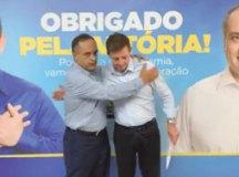 """Lima e Morando: """"não esperávamos uma vitória tão grande"""". Foto: Divulgação"""
