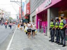 Ação inédita foi bem recebida pela população na semana passada, . Foto: Gabriel Inamine/PMSBC