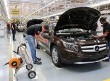 Mercedes-Benz encerra produção de carros no Interior de São Paulo
