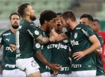 Luiz Adriano marca e Palmeiras sofre para derrotar Red Bull Bragantino em casa