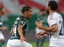 Palmeiras vence o Libertad e avança à semifinal da Libertadores