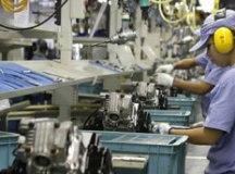 Faturamento real da indústria sobe 2,2% em outubro, diz CNI