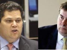 STF já tem quatro votos a favor da reeleição de Maia e Alcolumbre. Foto: Arquivo/Agência Brasil