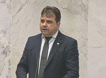 "Márcio da Farmácia: ""Como deputado estadual procuro estar sempre atento a todos os municípios que me procuram"". Foto: Alesp"