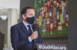'Guerra das vacinas' dá fôlego a Doria nas redes sociais. Foto: governo do Estado de SP