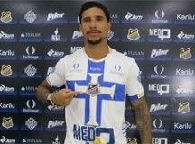 Água Santa contrata o lateral Alex Reinaldo, ex-São Caetano