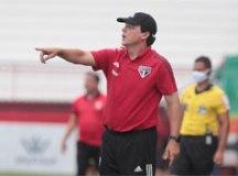 São Paulo demite Fernando Diniz, e Raí também deixa o clube