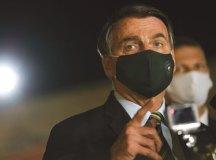 Avaliação positiva do governo Bolsonaro cai para 33%, aponta pesquisa. Foto: Arquivo/PR