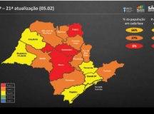 Cidades do ABC retornam para a fase amarela do Plano S.Paulo. Foto: Governo do Estado de SP