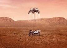 Perseverance é um robô cheiode tecnologias enviadopara pesquisar solo e atmosfera do Planeta Vermelho. Foto: NASA / JPL-Caltech