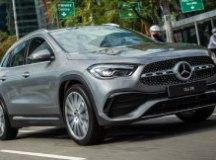 Segunda geração do Mercedes-Benz GLA chega da Alemanha na versão AMG Line