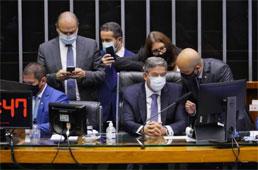 Câmara conclui votação da PEC emergencial em primeiro turno