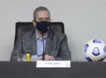 Campeonato Brasileiro terá limite de troca de treinadores