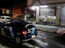 GCM e PM impedem pancadão no Canhema e reforçam lockdown noturno em Diadema. Foto: Divulgação