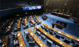 Votação do segundo turno da PEC foi convocada para esta quinta às 11h. Foto: Fábio Rodrigues Pozzebom/Agência Brasil