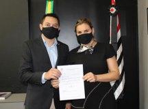Demanda teria sido atendida por meio de solicitação feita pela deputada Carla Morando a Vinholi. Foto: divulgação